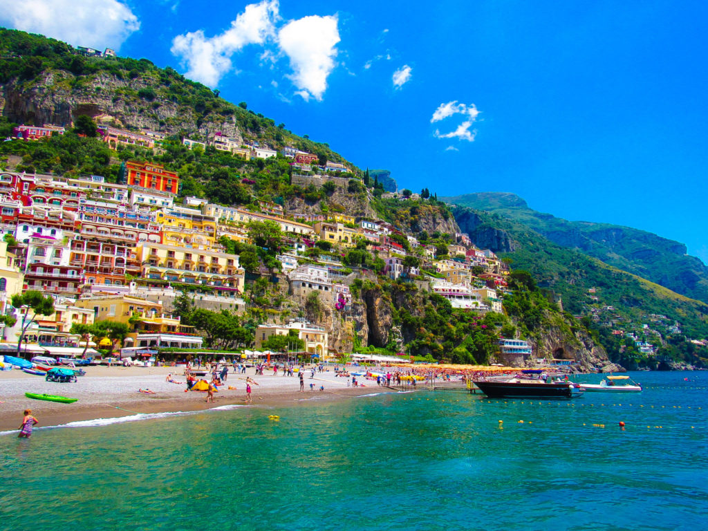 PSX_20160826_005630 - Things To Do in Positano, Italy by popular Dallas travel blogger Foreign Fresh & Fierce
