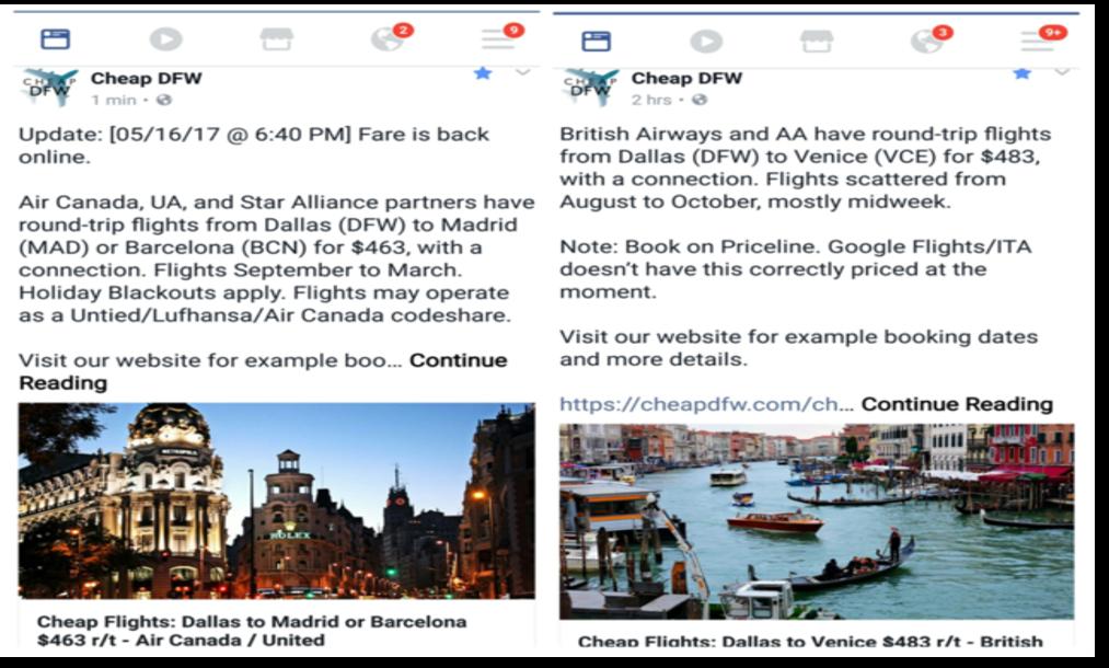 cheap dfw - Airfare Tips by popular Dallas travel blogger Foreign Fresh & Fierce
