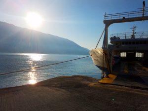 greek islands ferry greece