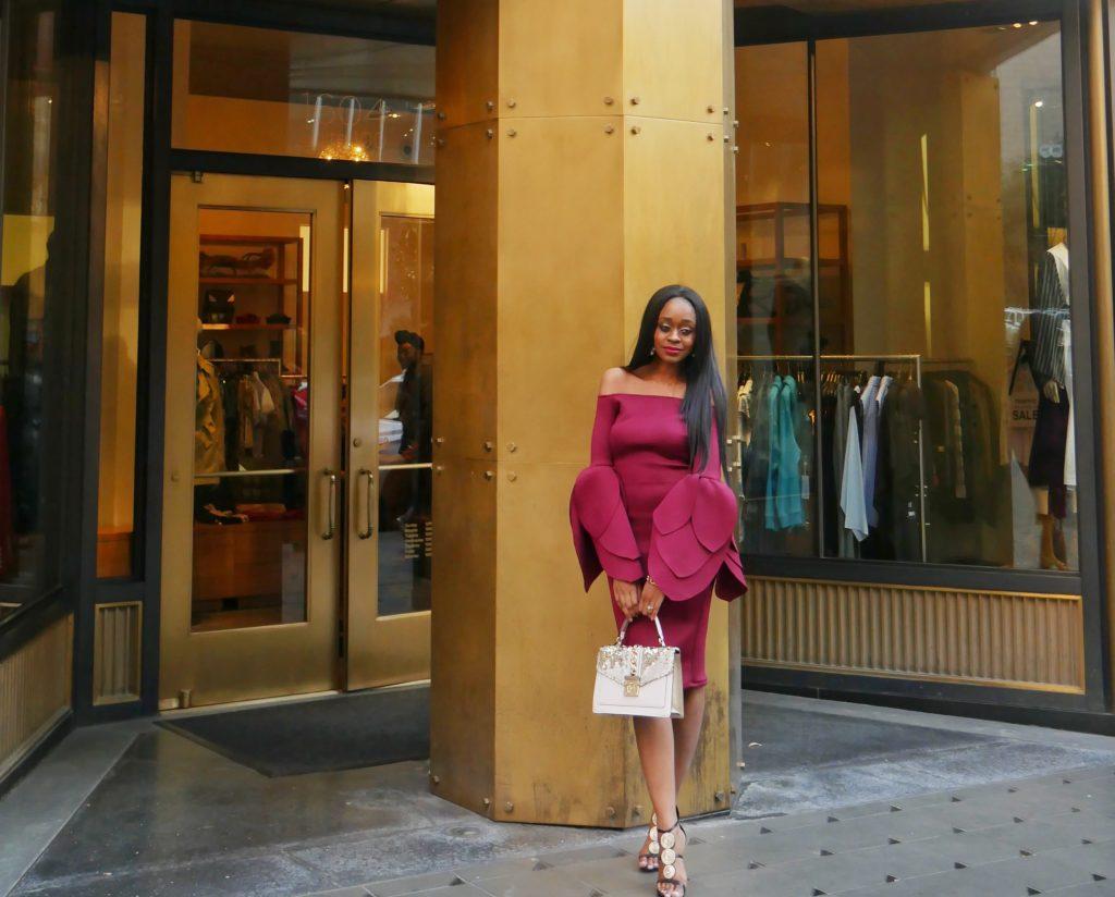 Fashion Trend: Ring My Bell Sleeve by popular Dallas fashion blogger Foreign Fresh & Fierce