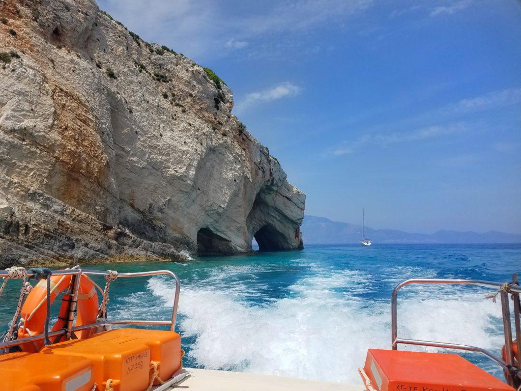navagio shipwreck beach zakynthos - Travel Guide: Exploring Zakynthos Greece by popular Dallas travel blogger Fresh Foreign & Fierce
