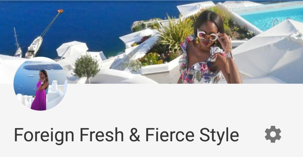 Foreign fresh fierce youtube