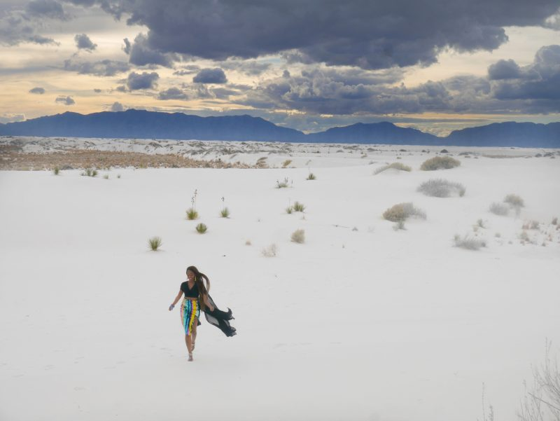 Things To Do in White Sands NM by popular Dallas travel blogger Foreign Fresh and Fierce