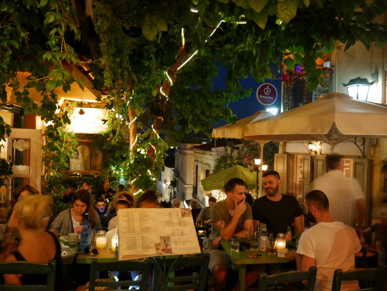 Anafiotika Athens
