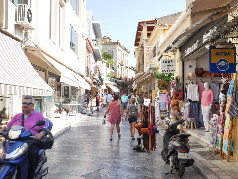 plaka Athens Greece