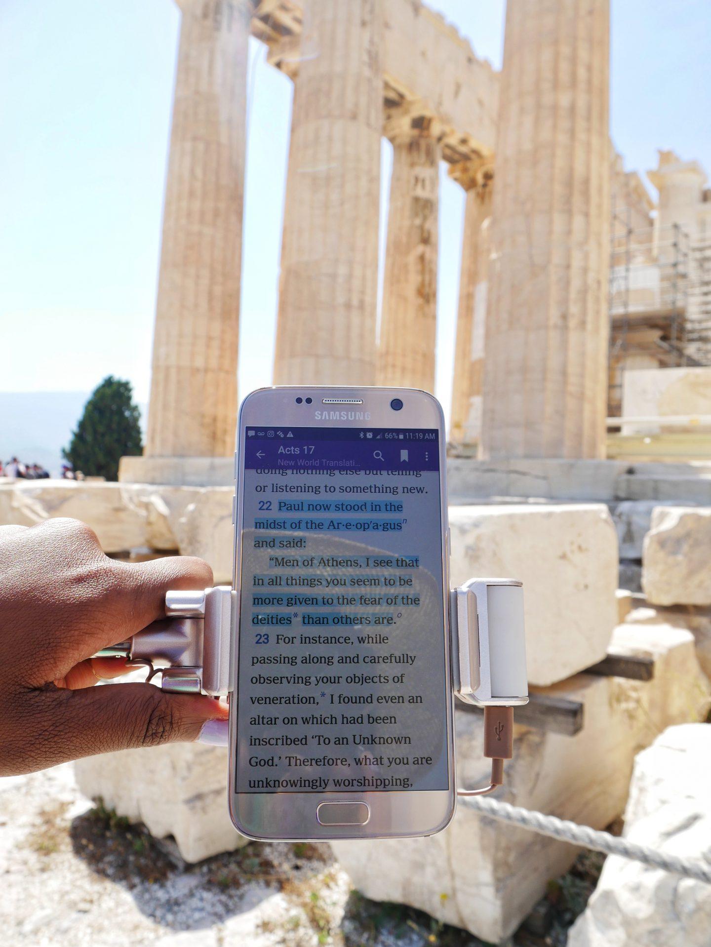 acropolis athens greece Parthenon