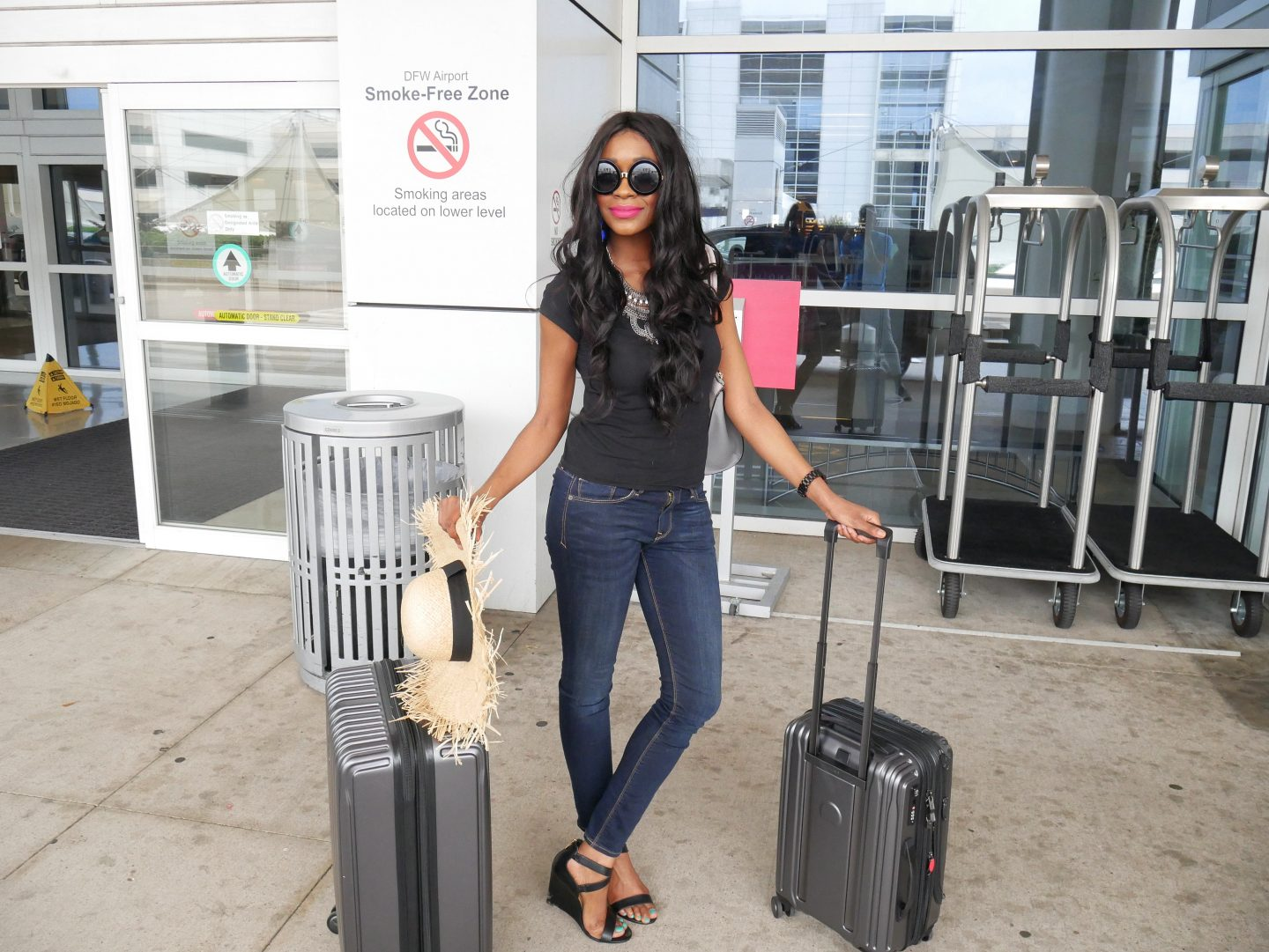 delsey luggage chromium lite Top 8 Essentials to Pack When Traveling