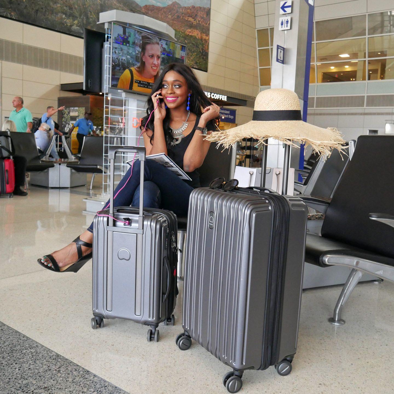 Delsey Luggage Chromium Lite