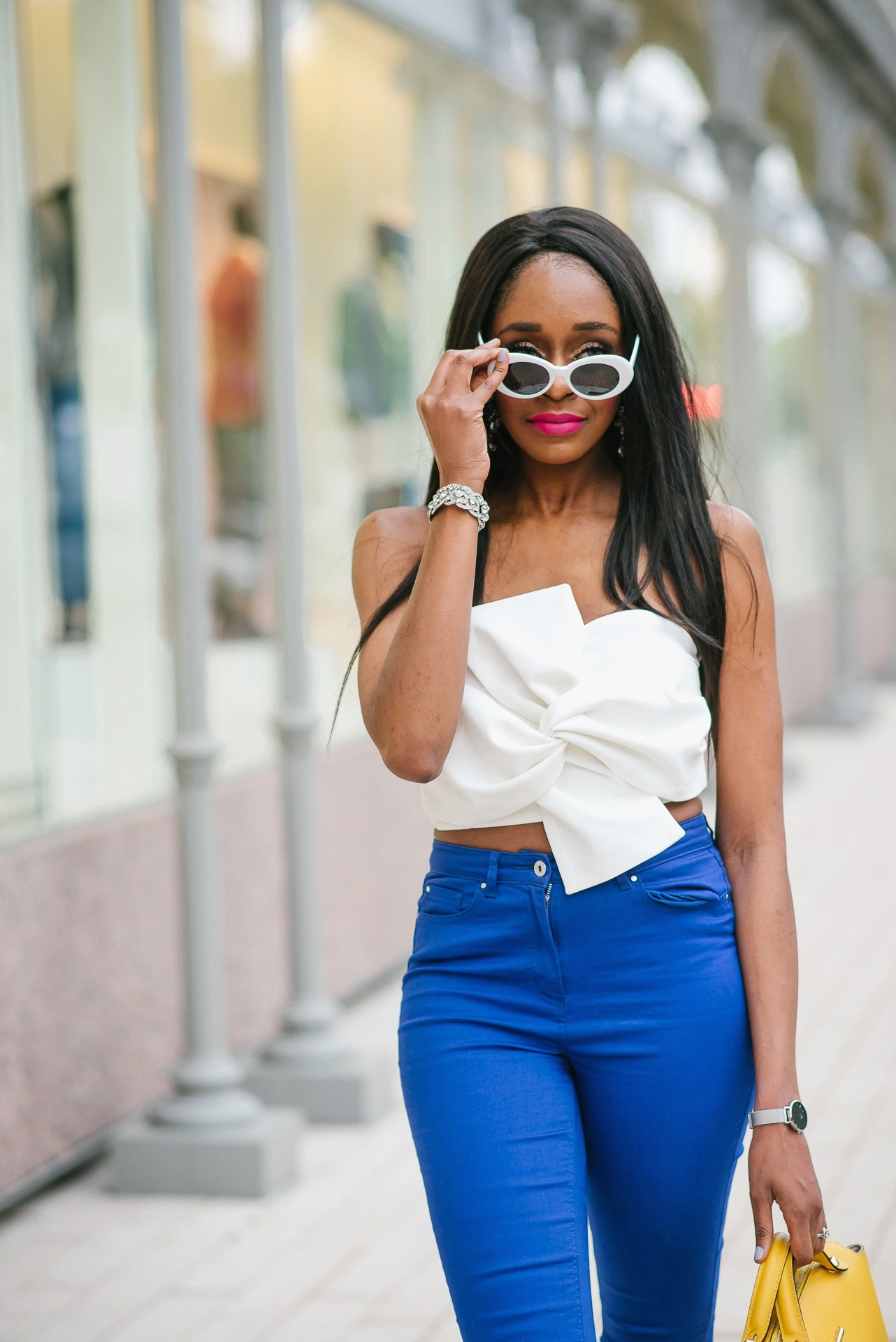 Summer Vibes: Ready or Knot Tie Front Tops