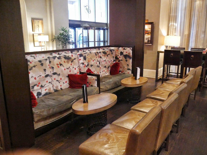Dallas Hotel Dining: Fairmont Dallas' Pyramid Restaurant