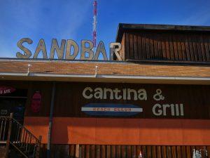 The Sandbar Cantina Dallas Texas Beach Ellum beach volleyball