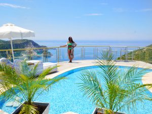 Petani Bay Hotel Kefalonia Greece The Most Beautiful Beaches in Greece