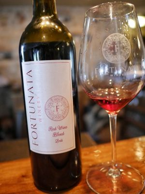 Fortunata Winery - Wine Tasting in Aubrey Texas