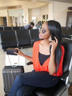 Quay Australia sunglasses travel carrier