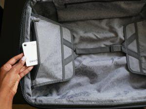 GEGO Tracker travel essential luggage tracker