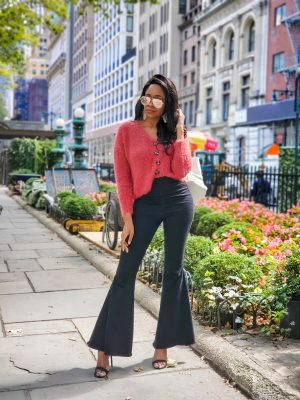 How to Style Flare / Bell Bottom Jeans