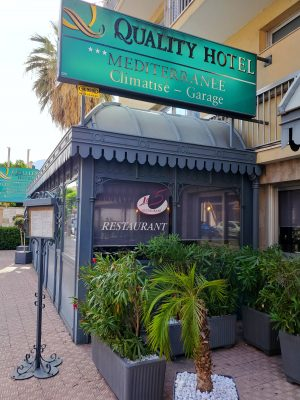 Quality Hotel Menton Best Affordable Hotel in The French Riviera