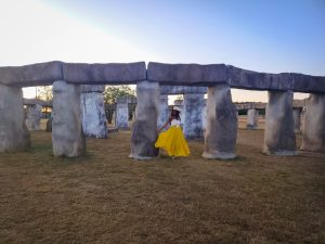 Stonehenge Ingram Travel around the world without a passport