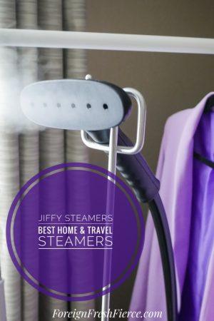 Jiffy Steamer Travel Steamer