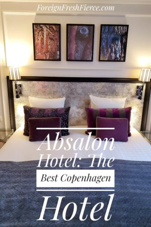 Absalon Hotel: The Best Copenhagen Hotel