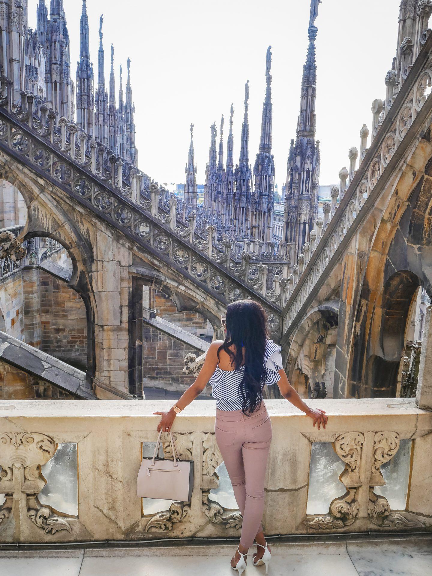 Coronavirus Travel Tips milan italy