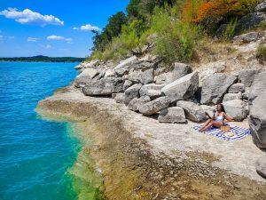 Canyon Lake Texas Island Travel Around the World Without a Passport