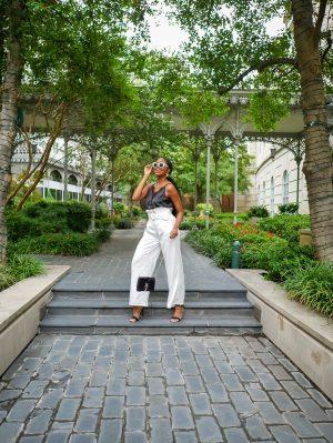 Luxury Dallas Staycation at Hotel Crescent Court