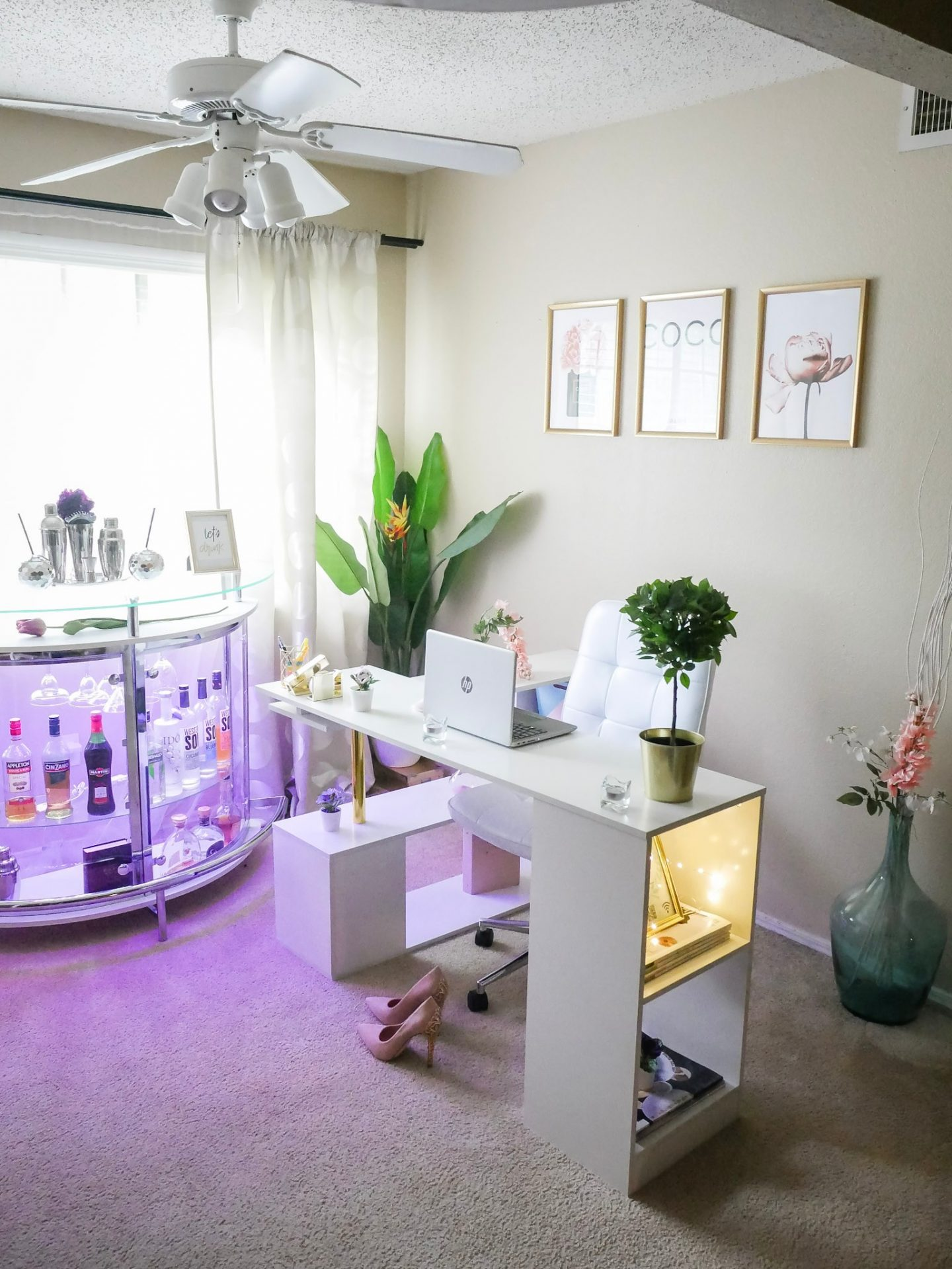How to Create a Chic Home Office on a Budget