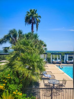 Hillside Boutique Hotel Castroville Visit The Most Tropical Texas Vacation Spots