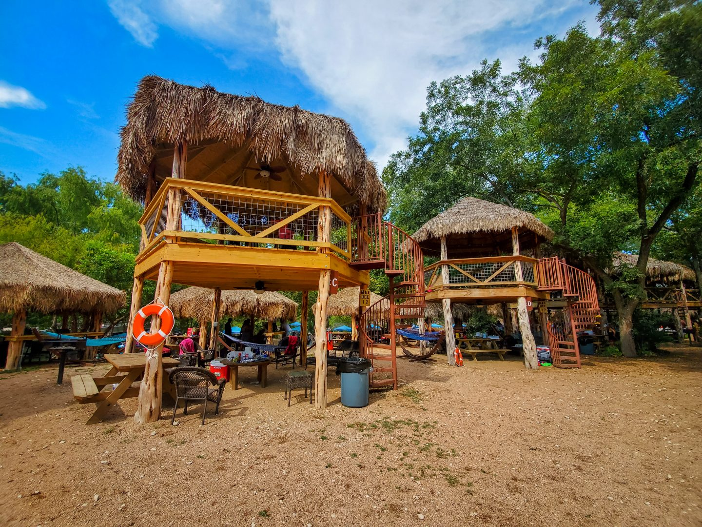 Son's River Blue Camp San Marcos Visit The Most Tropical Texas Vacation Spots